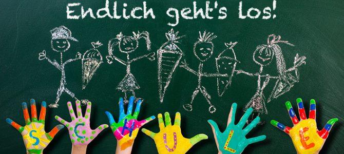 Informationen zur Einschulungsfeier der zukünftigen 1. Klassen