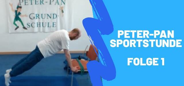 Peter-Pan-Sportstunde